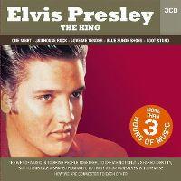 Cover Elvis Presley - Elvis Presley - The King [3CD]